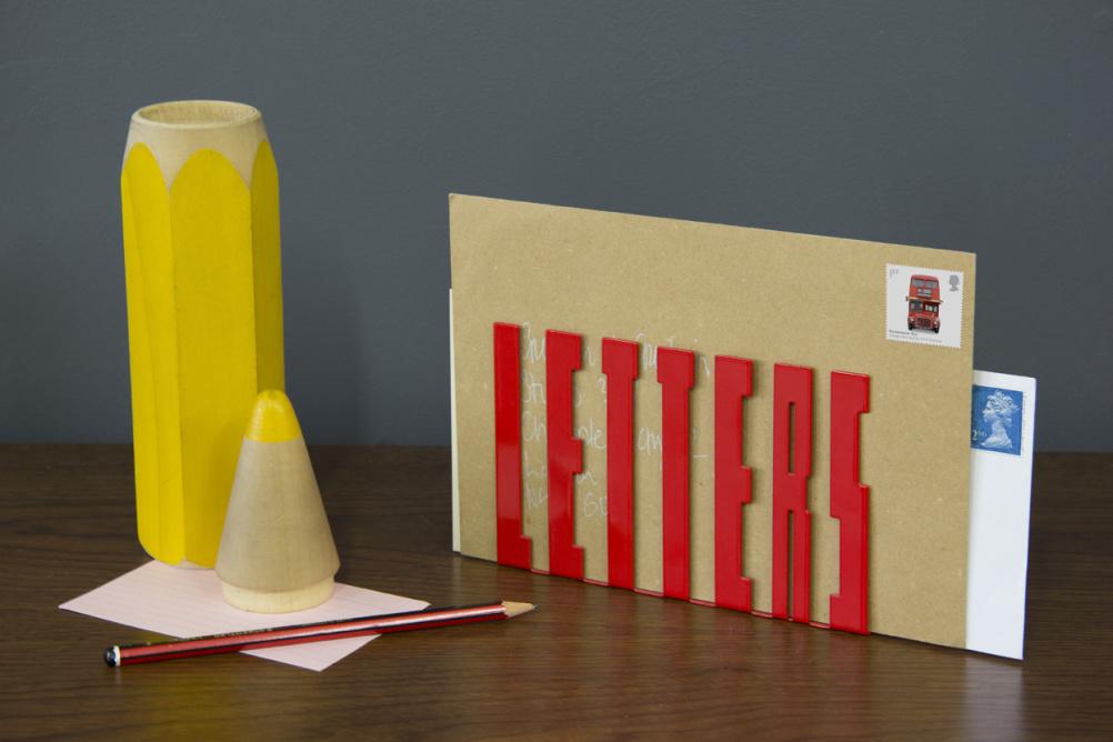 Letter Rack