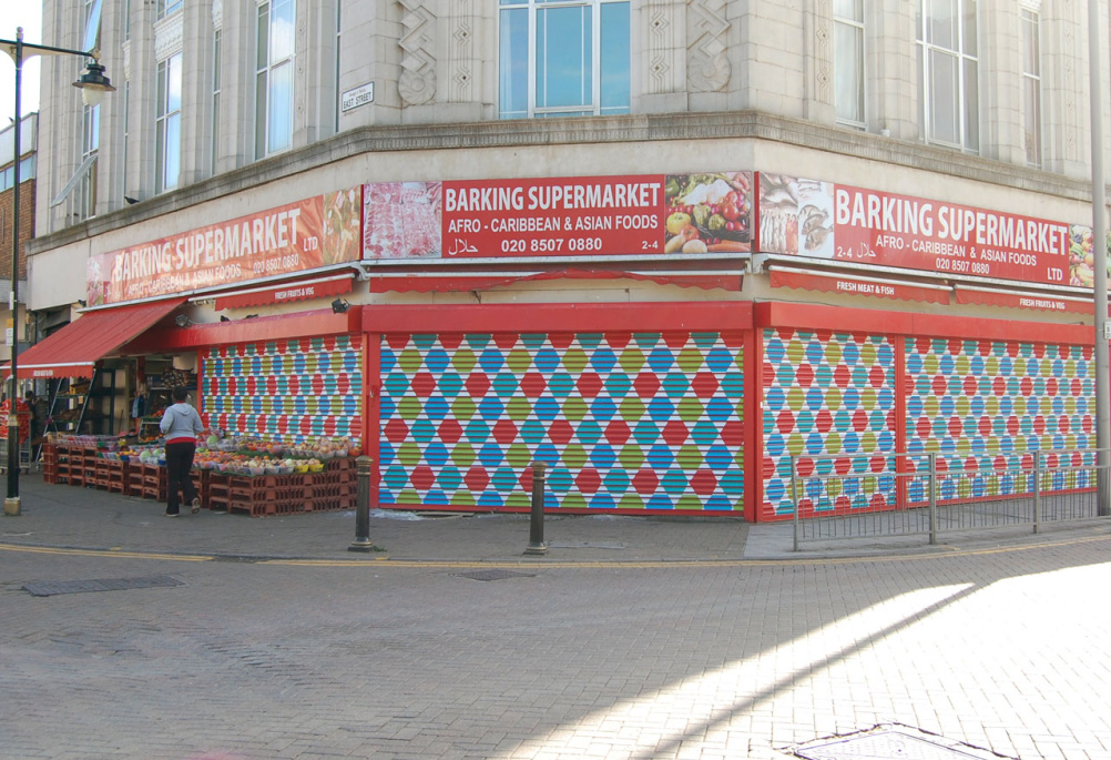 Barking Supermarket