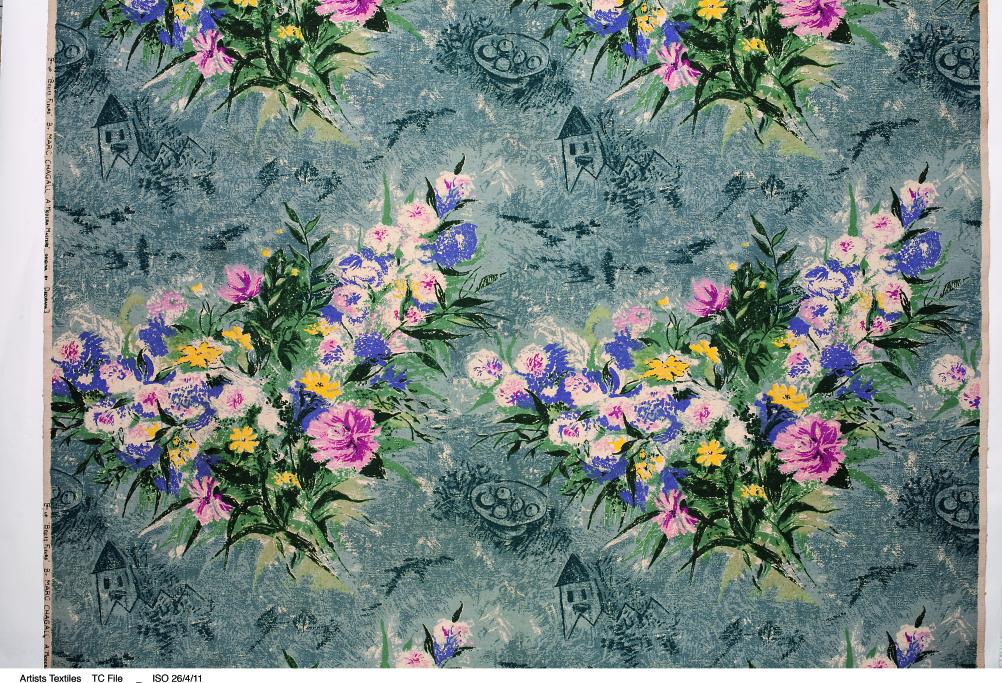 Belle Fleurs, Chagall
