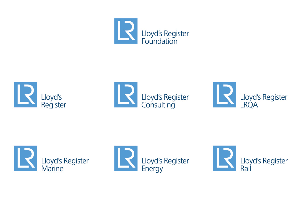 New Lloyd's Register brand architecture
