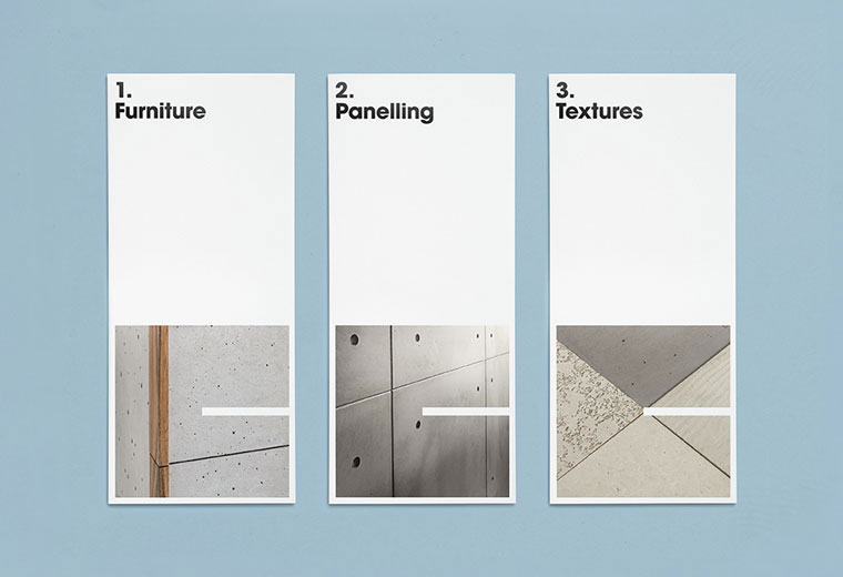 Cemento brochures