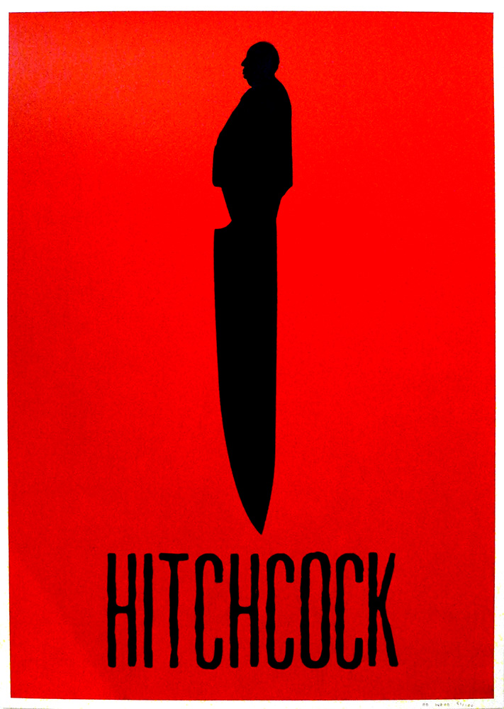 Hitchcock by Ed Wood