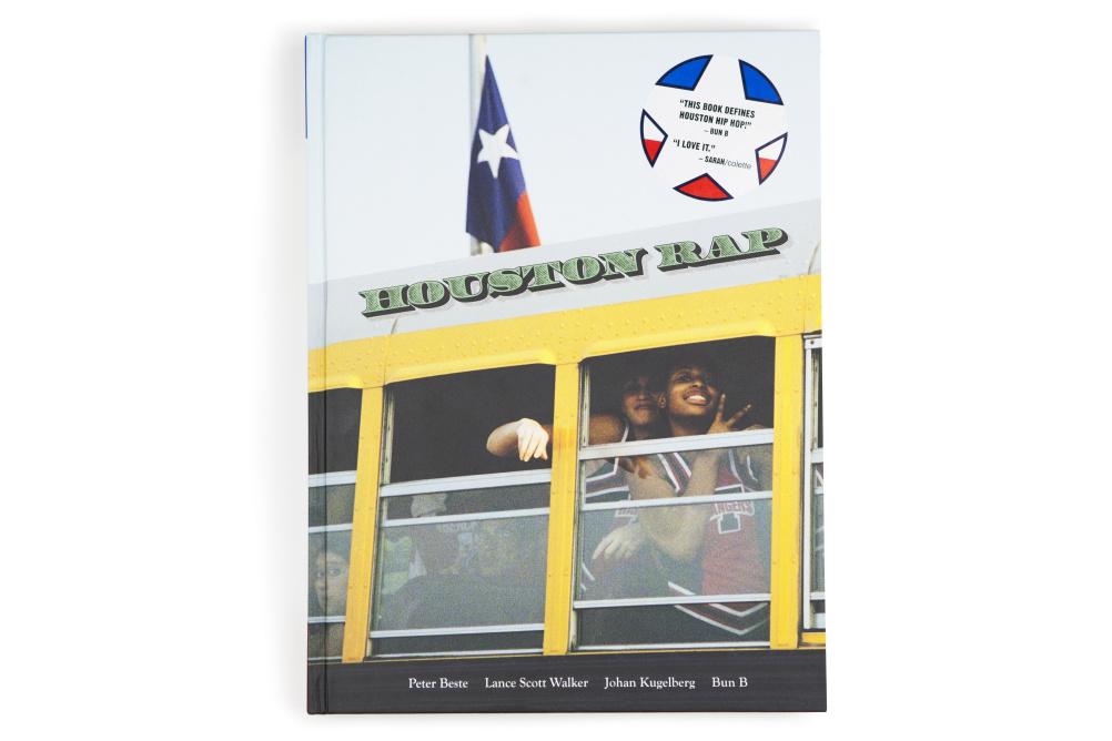 Houston Rap cover