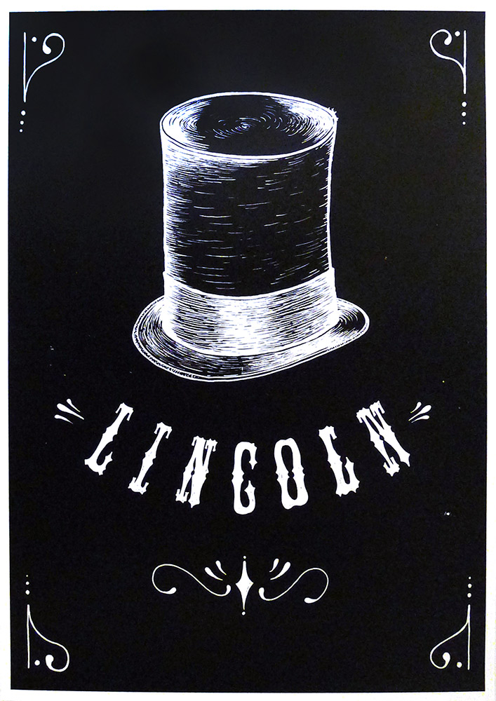 Lincoln, by Ed Wood