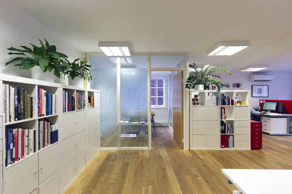 IC Design's office
