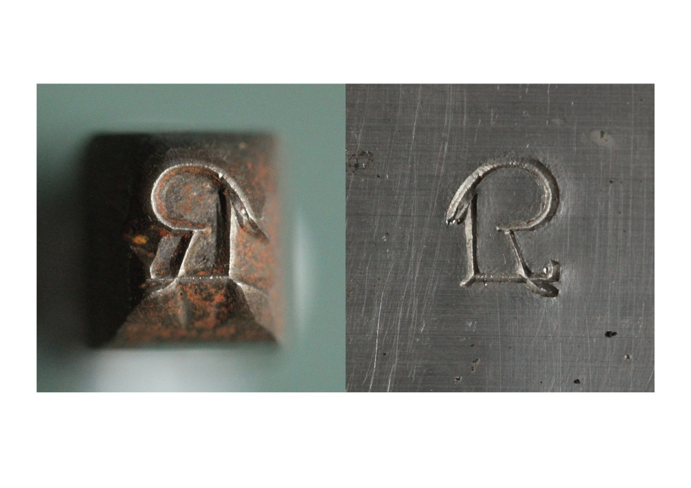 An original Lloyd's Register stamp