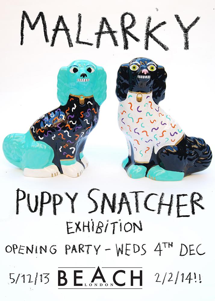 Puppy Snatcher poster