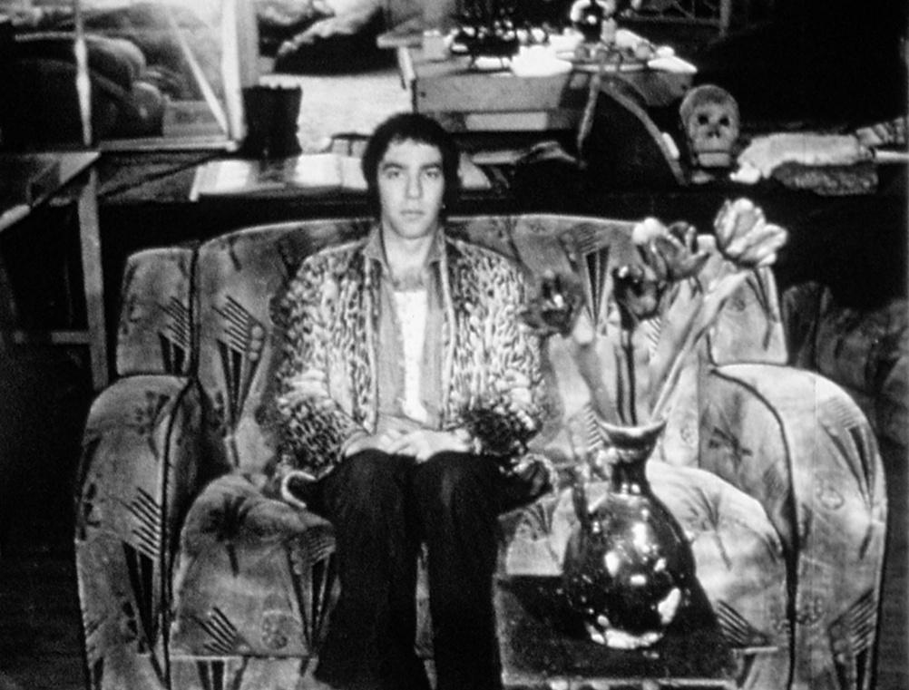 Studio Bankside, Derek Jarman 1973 - 74