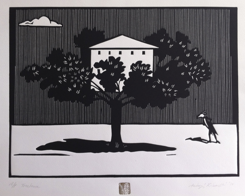 Treehouse 2010 by Andrzej Klimowsk