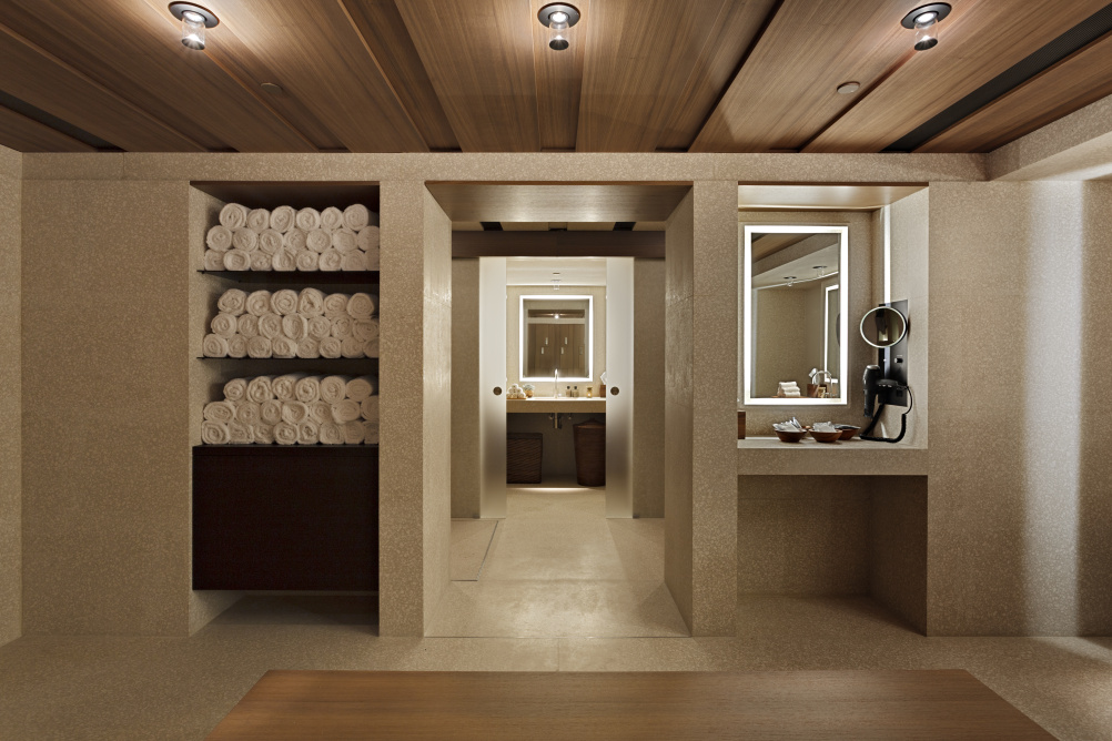 Sir David Chipperfield designs spa for Cafe Royal hotel - Design Week