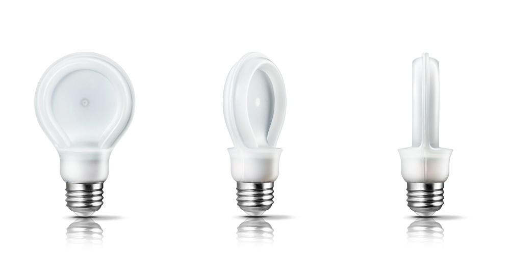SlimStyle lightbulb