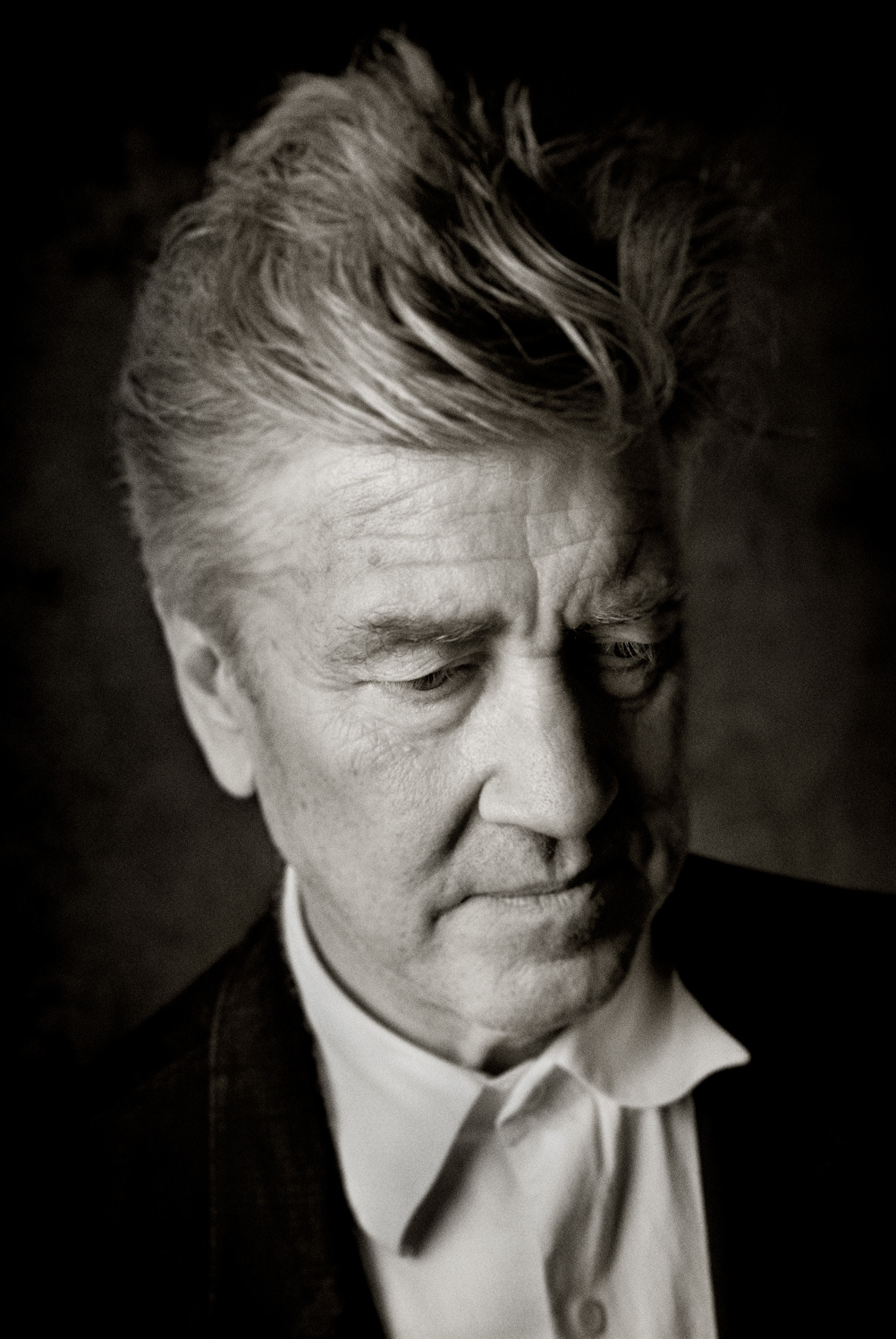 Mark Berry Portrait of David Lynch