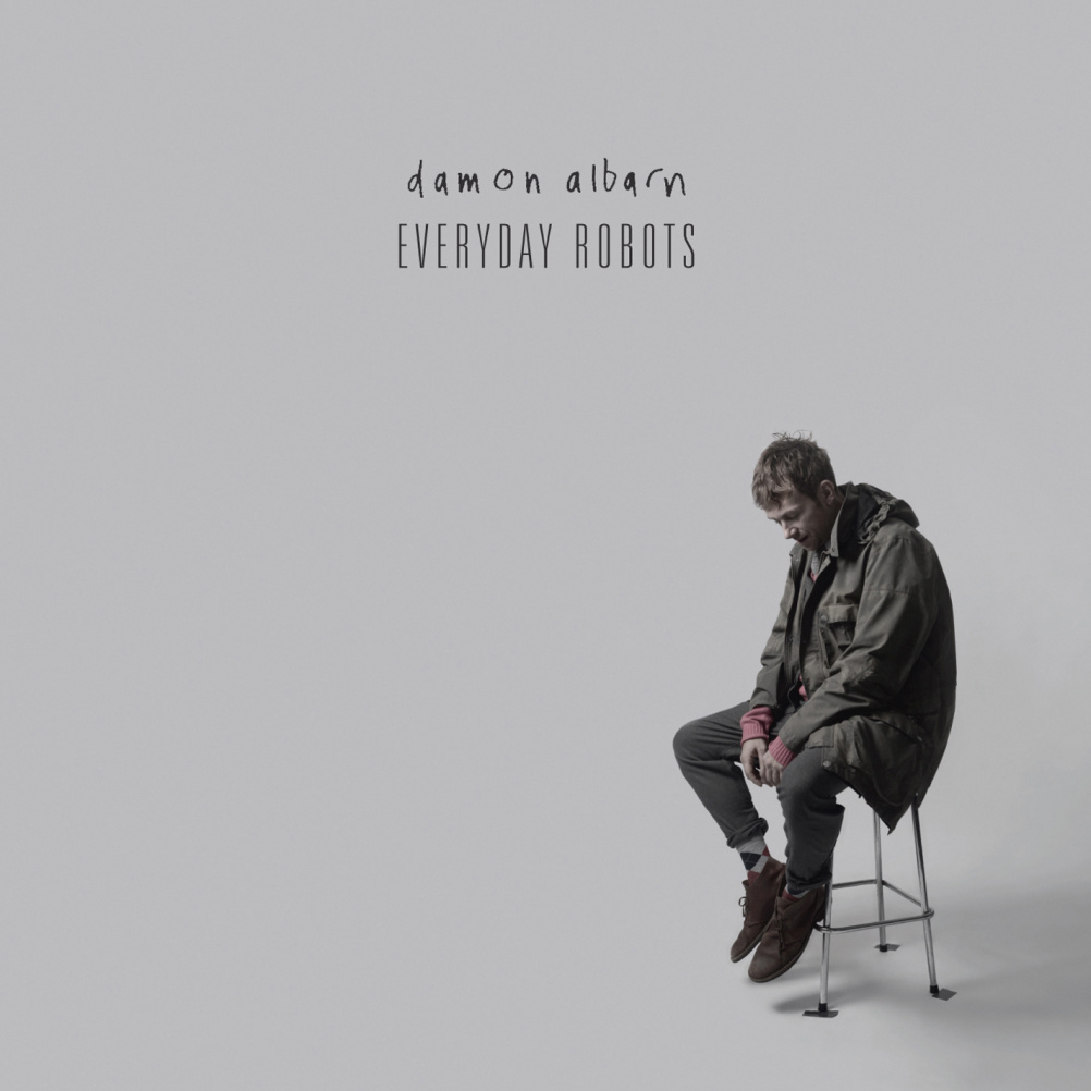 Aitor Throup - Damon Albarn - Everyday Robots Album