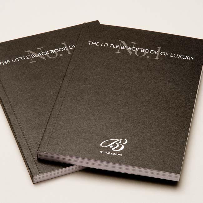 Beyond Bespoke No1 books