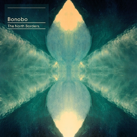Bonobo - The North Borders - Design by Leif Podhajsky