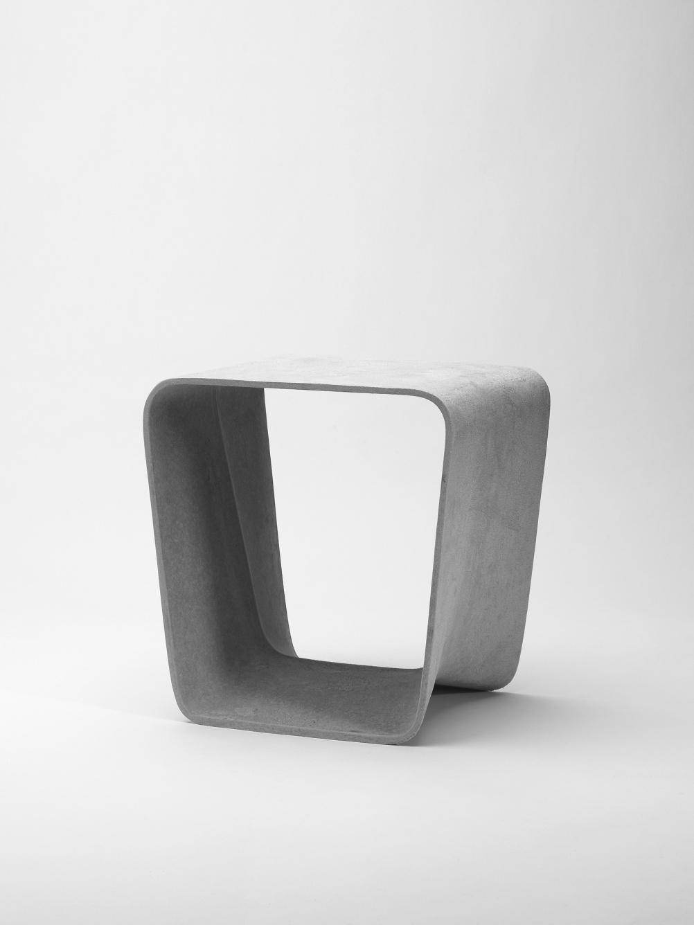 ECAL Eternit Stool, by Nicolas Le Moigne, 2007 - Present
