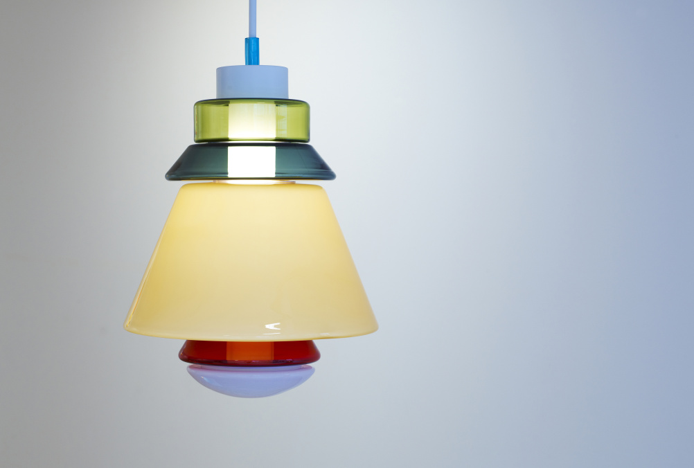 24.1.1 Ceiling Lamp, by Paola Petrobelli, 2013