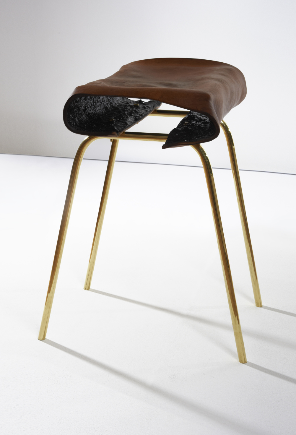 Geno Stool, by Simon Hasan, 2011