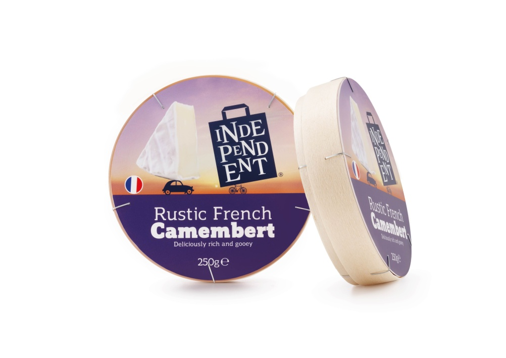 Independent Specialist camembert