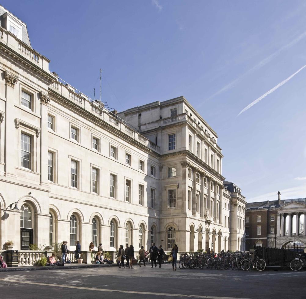 Saffron works on King's College London rebrand - Design Week