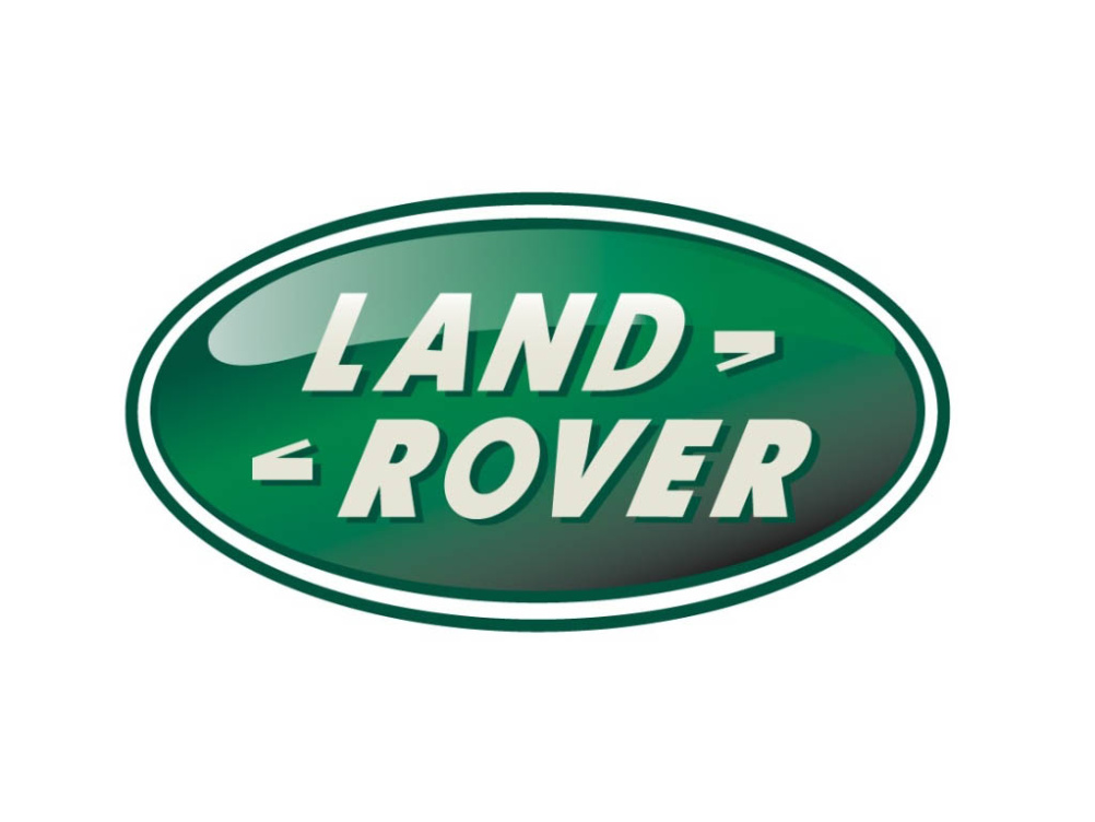 The current Land Rover identity