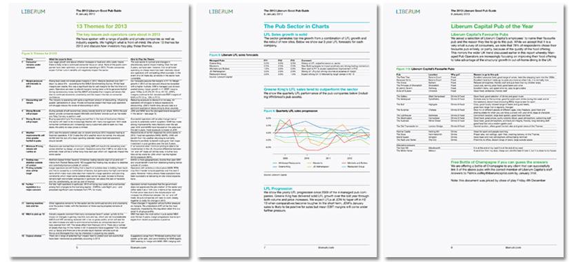 Liberum Research Note