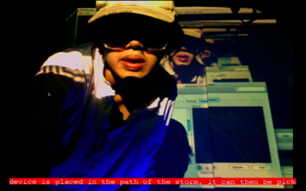 Trisha Baga Madonna y El Nino, 2010