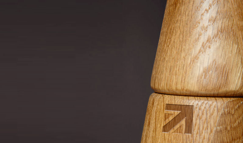 Made in Britain wood light