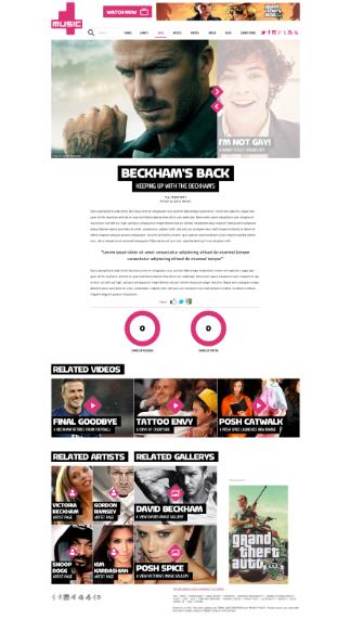 News article screen grab