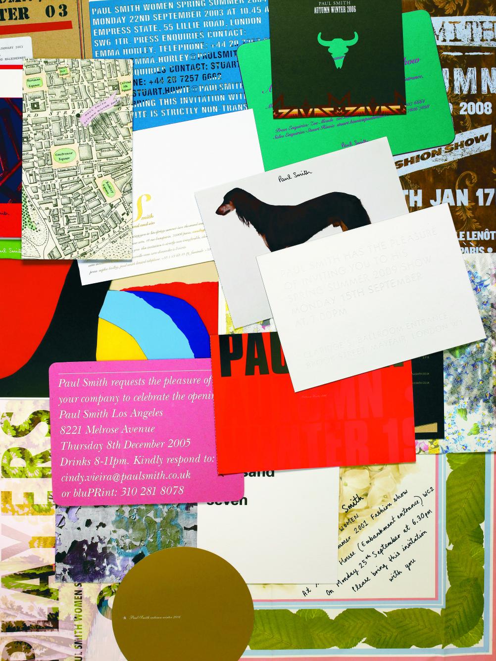 Aboud Creative for Paul Smith