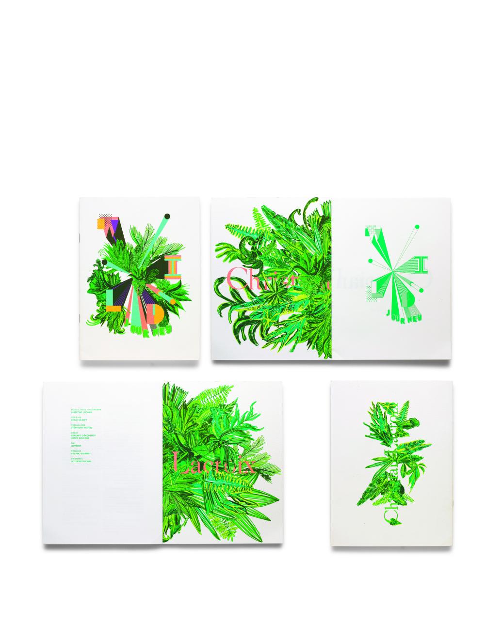 Graphic Design For Fashion Design Week