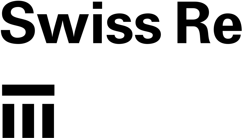 The previous Swiss Re logo, introduced in the 1990s