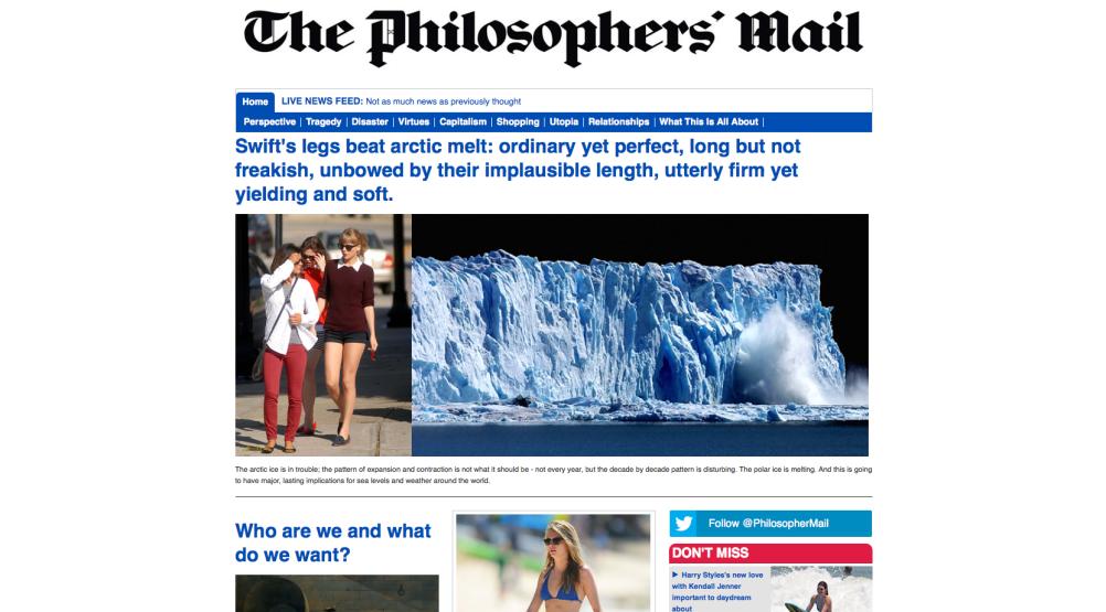 Philosophers' Mail