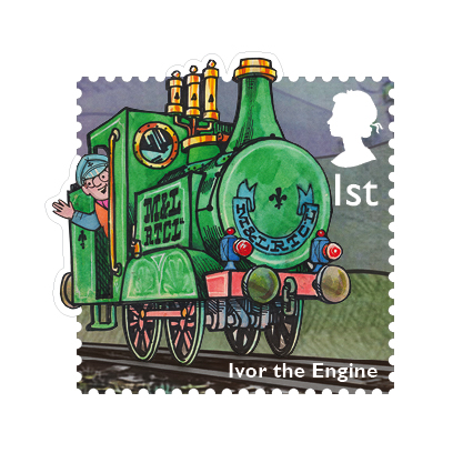 Ivor the Engine worked in the 'top left-hand corner of Wales' from 1959.