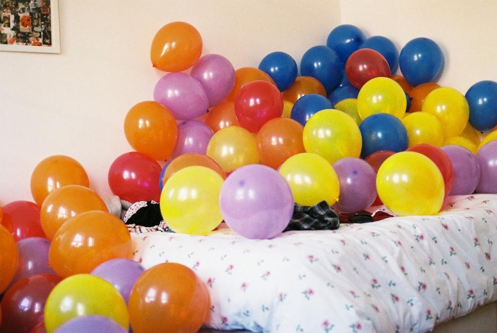 Balloons, London 2012