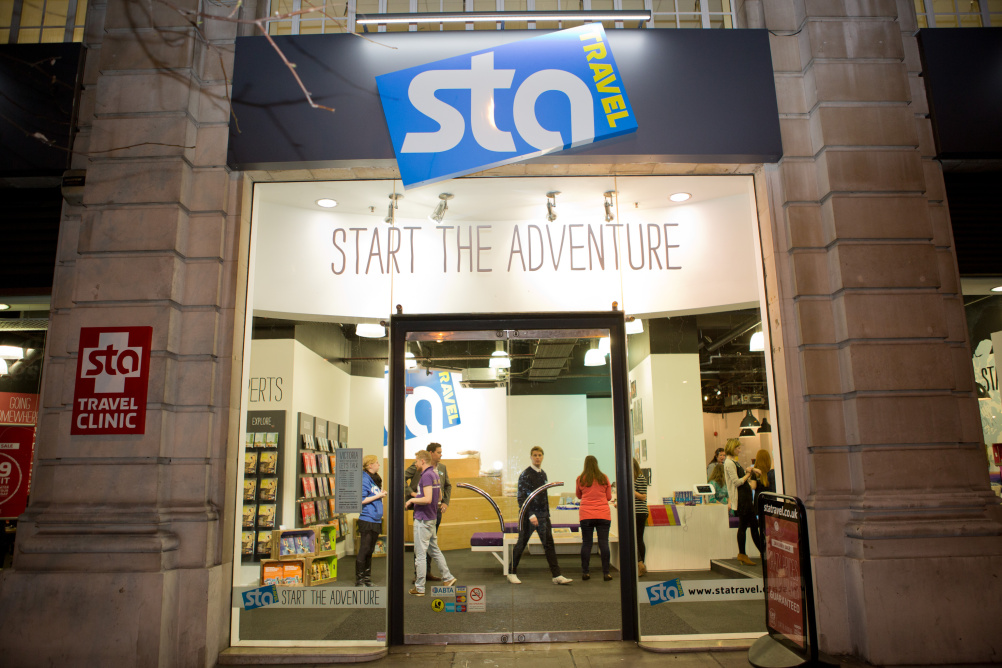 Sta Travel Agency London