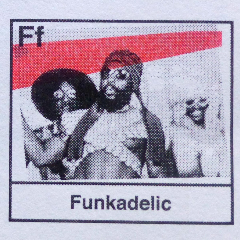 f is for Funkadelic