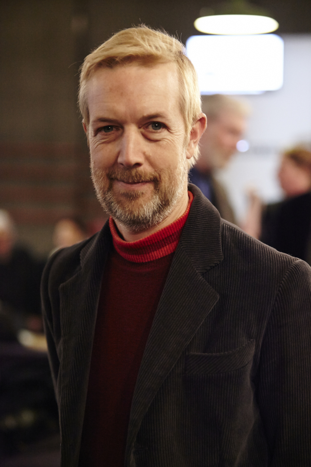 Fred Deakin, Professor of Interactive Design