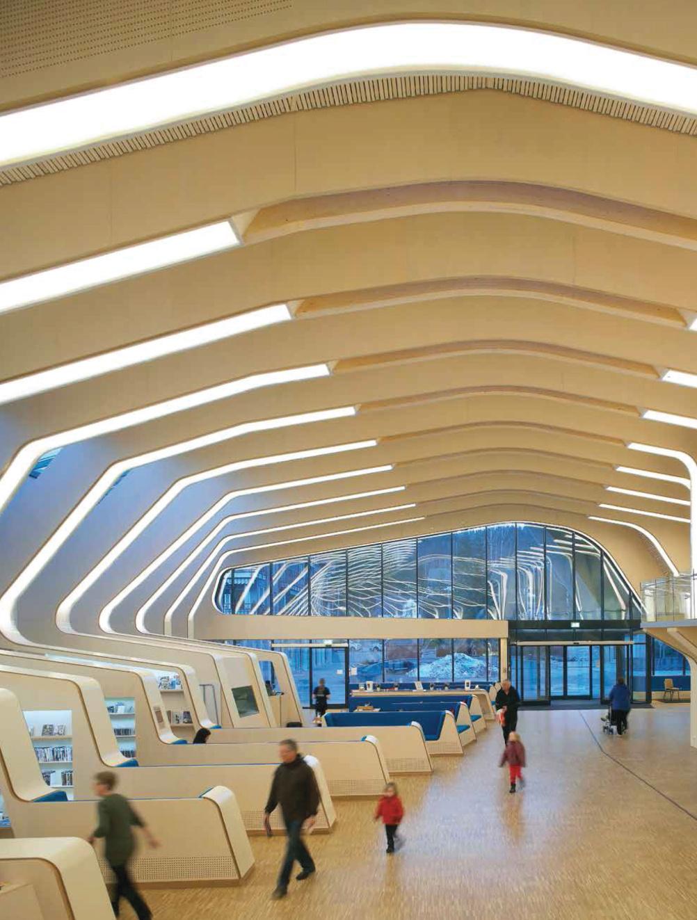 Vennesla Library and Culture House, Vennesla, Norway