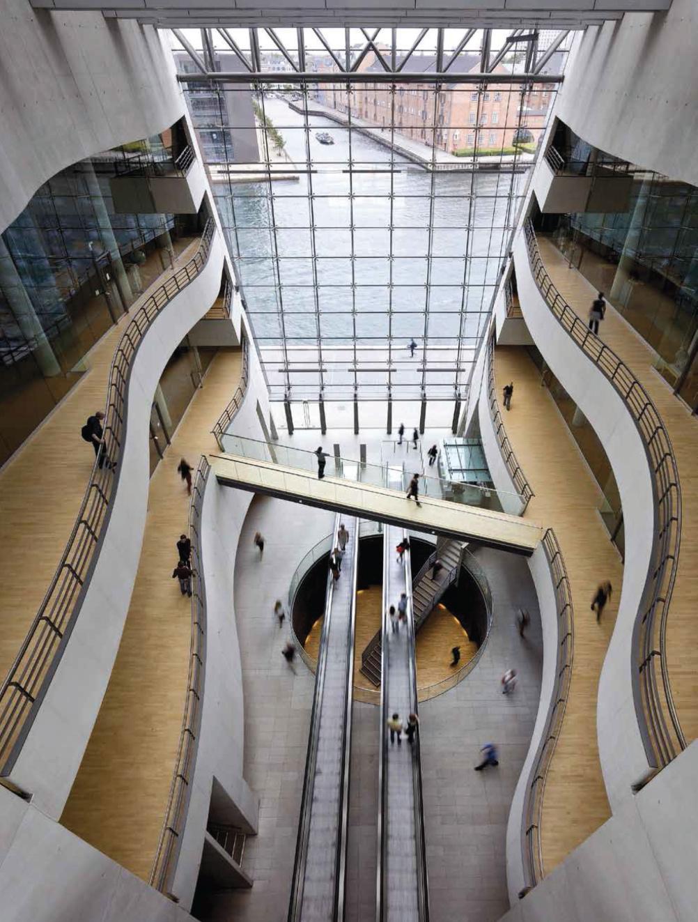 The Black Diamond, Royal Library of Denmark, Copenhagen, Denmark