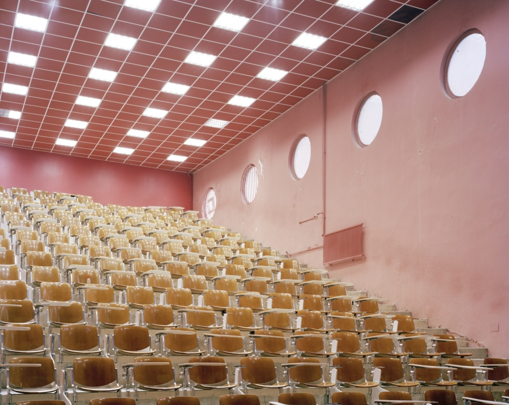 Mentouri University, Constantine, Algeria, 2013, Jason Oddy