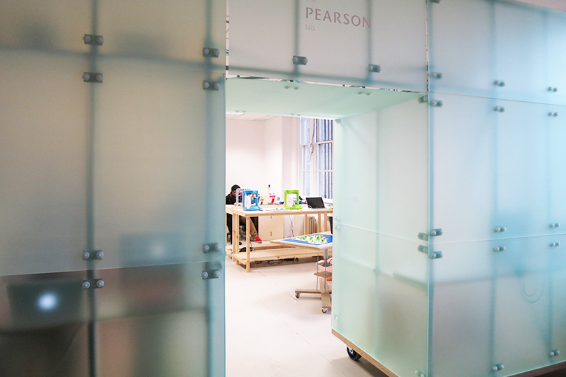 The Pearson Lab at Makerversity