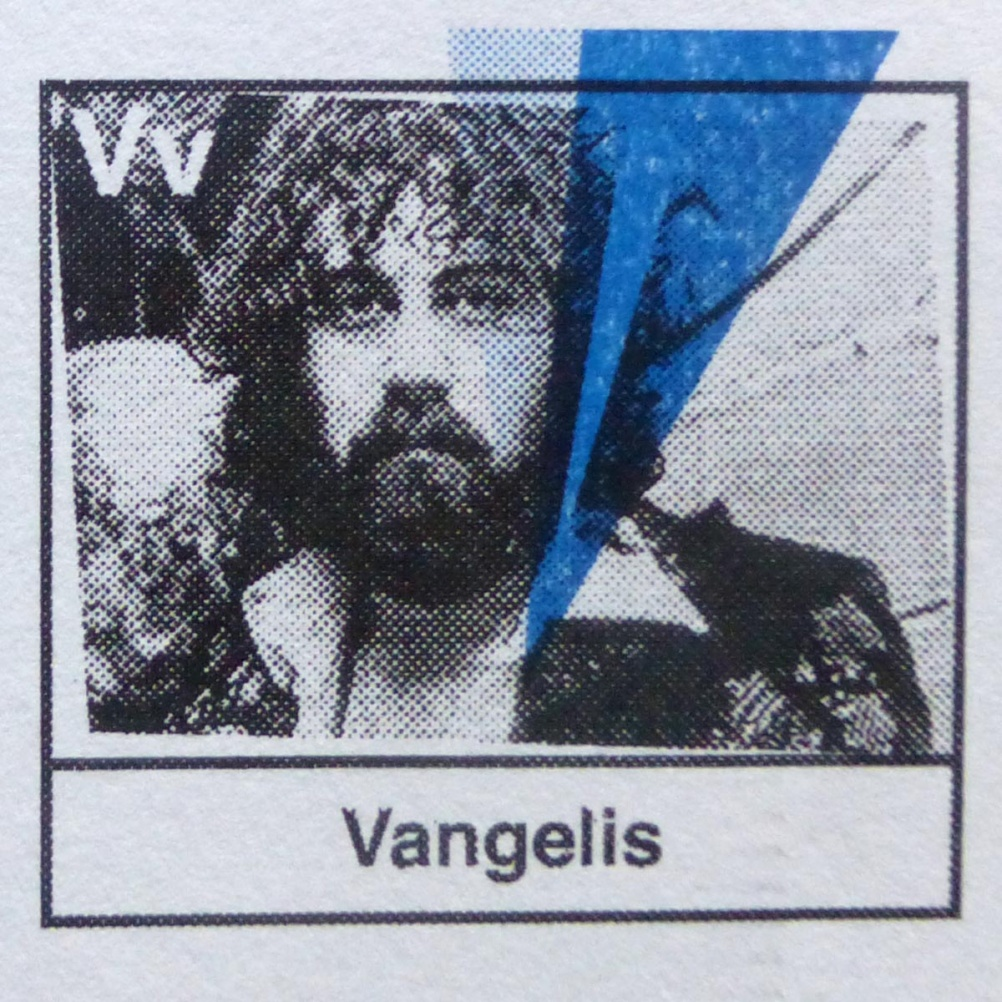 v is for Vangelis