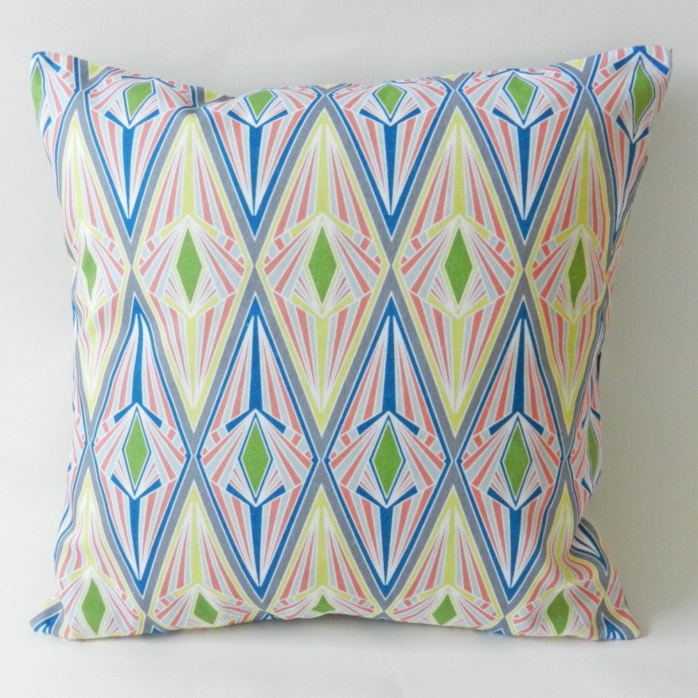 Annabel Perrin - Pavilion Cushion.