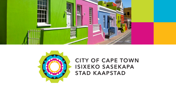 Cape Town identity with Bo-Kaap houses