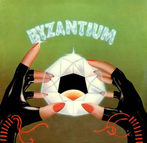 Byzantium cover