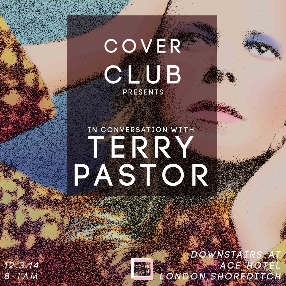 Cover Club flyer