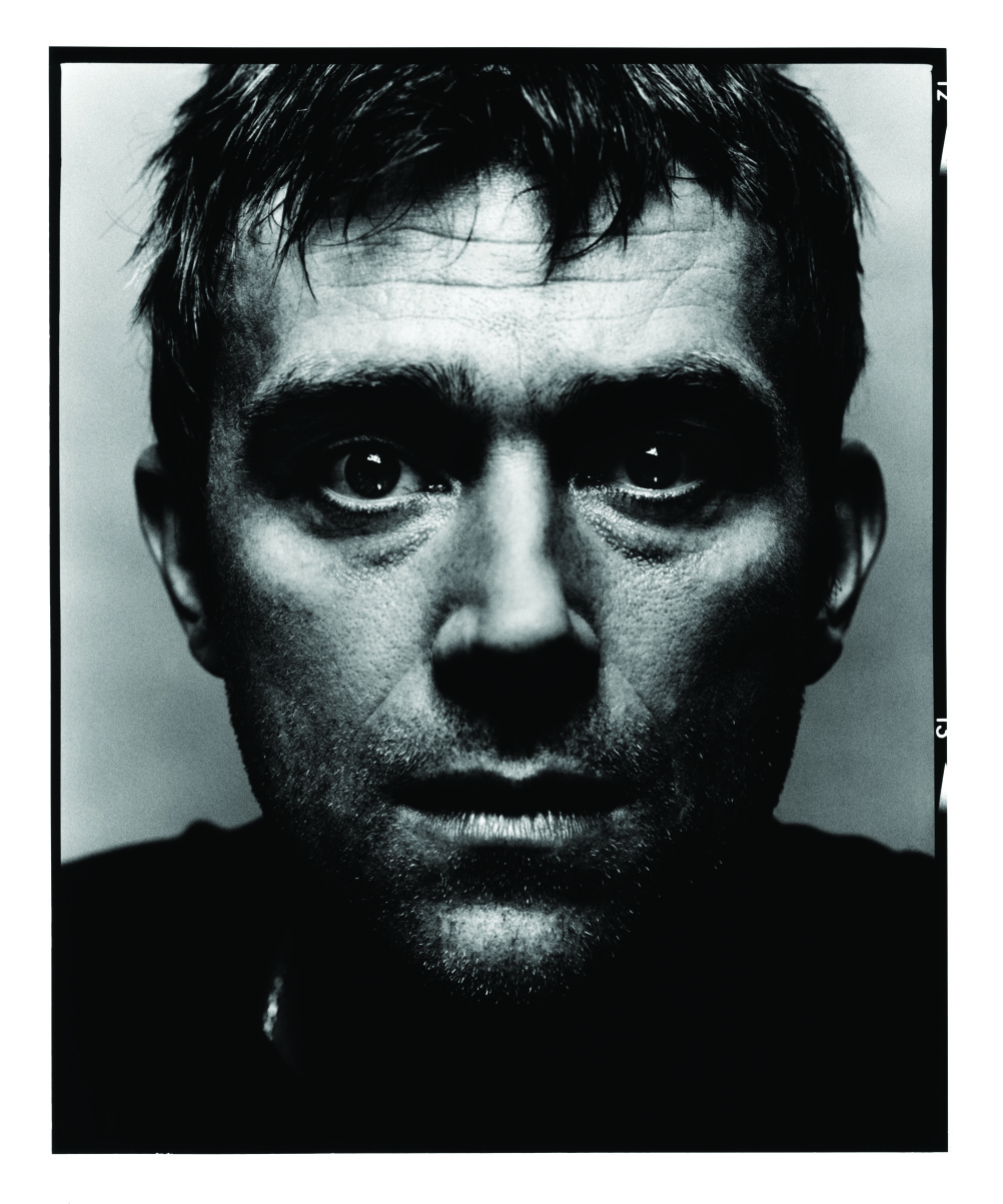 Damon Albarn by David Bailey, 2007