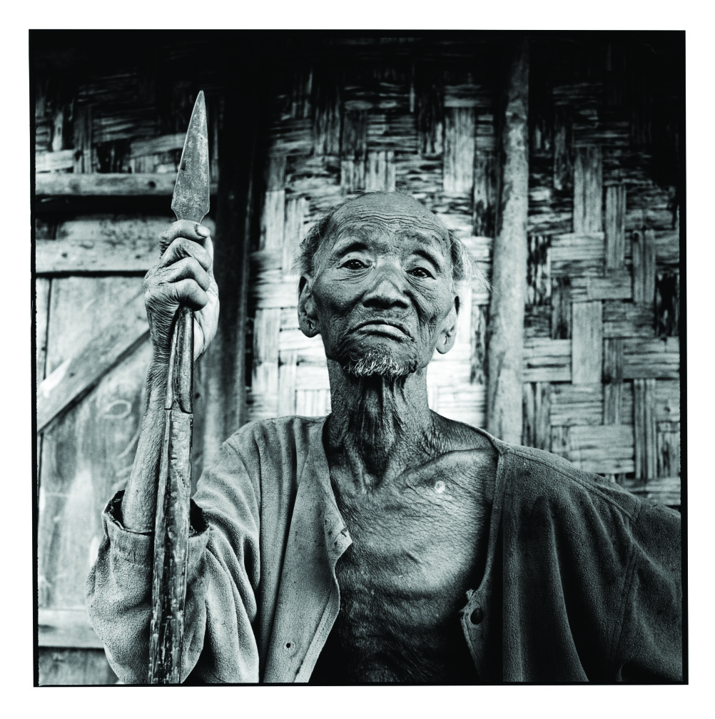From the series Nagaland by David Bailey, 2012
