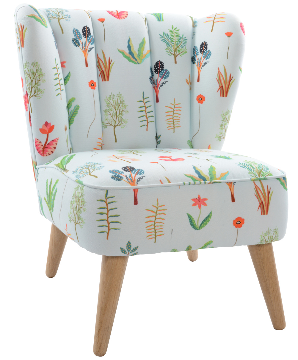 Chair with Hvass and Hannibal pattern